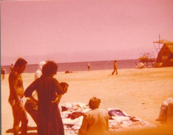 Downtown Dahab 1970