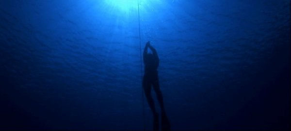 'The Greater Meaning of Water'   Freediving Feature Film Hollywood Premiere freediving  performance freediving kirk krack freediving