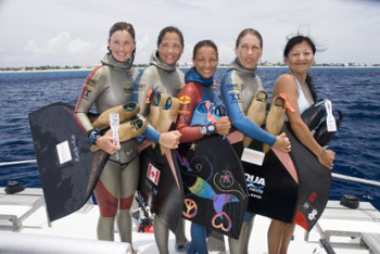 PFI Cayman 2007 Girls