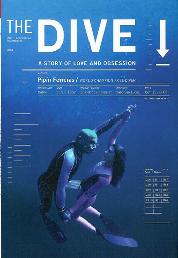 The Dive - Cover
