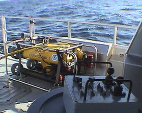 ROV and Controller