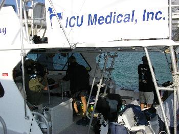 ICU Medical Sponsors PFI