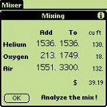 Mixer for Palm