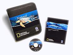 PADI National Geographic