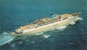 Oceanus Schiff