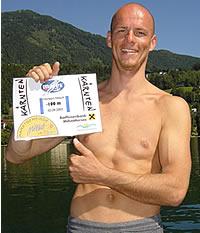 Herbert Nitsch 100m record