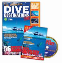 Ultimate Dive Destinations Cover
