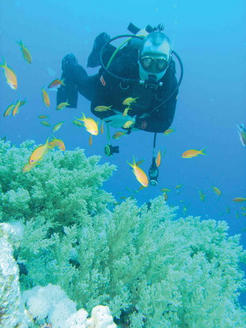 Sharm06 - Over Coral
