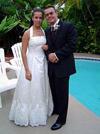 Rudi&Yas Wedding Pic