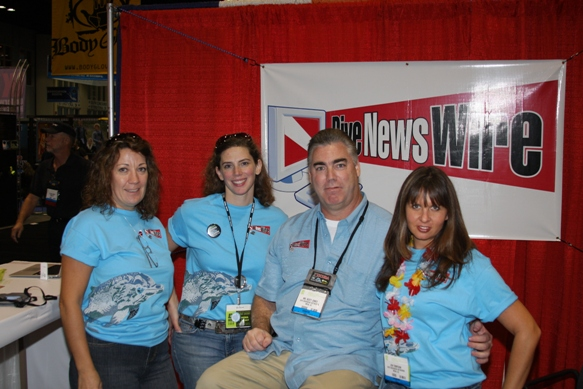 DEMA Show 2012: The Show Survival Guide dema show  spearfishing scuba diving news freediving divewire divenewswire DEMA Show dema