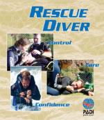 Rescue Diver Cover
