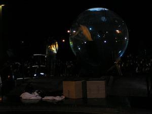 David Blaine - Sphere all Dark