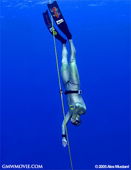 The Not Next Big Blue ? freediving profiles reviews  greater meaning of water cystic fibrosis film performance freediving sky christopherson olympic