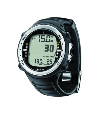 Suunto d4 freediving and scuba computer - Suunto dive computer ...