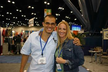 Carlos & Tanya @ DEMA