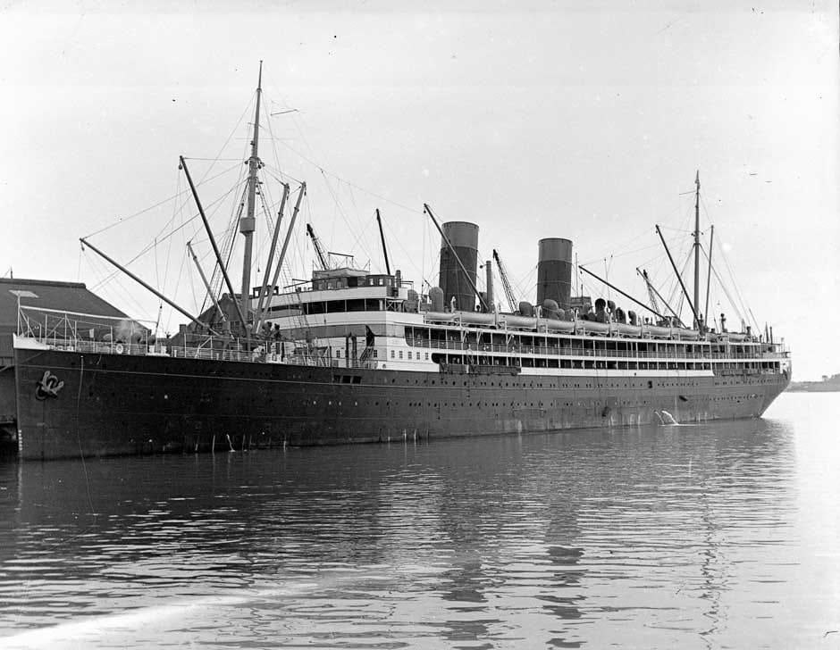 RMS Niagra