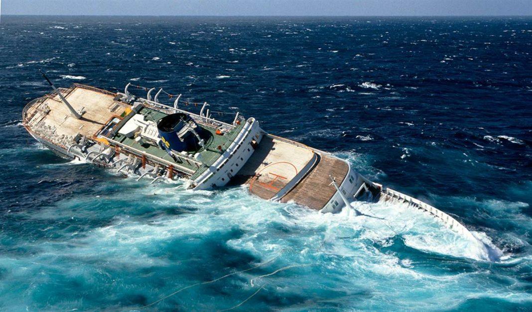 MTS Oceanos Sinking