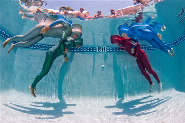 9th Anniversary for Performance Freediving International Competition 3