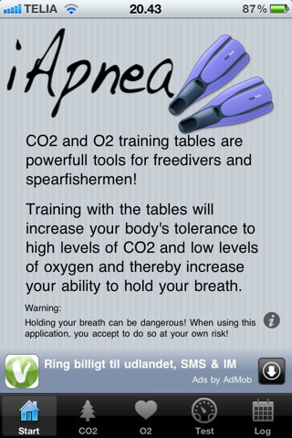 iPhone Apps for Freedivers 5