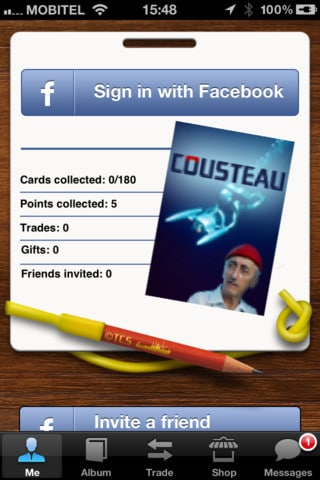 Cousteau Archive releases iOS App 2