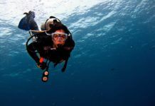 New Study Warns Against Heavy Exertion After Diving