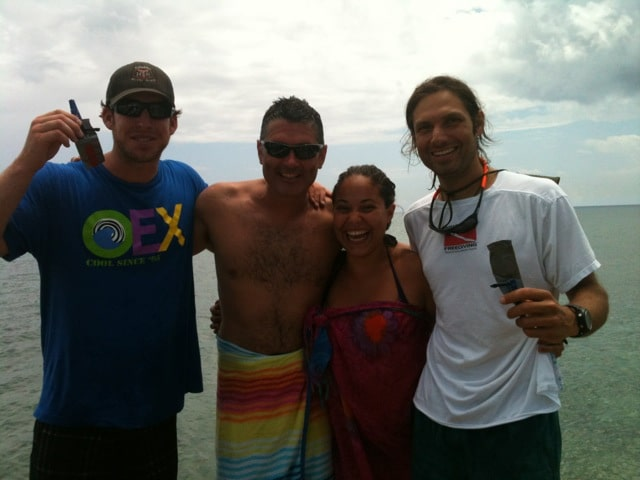 3 More Freediving Records Fall at PFI's Deja Blue III
