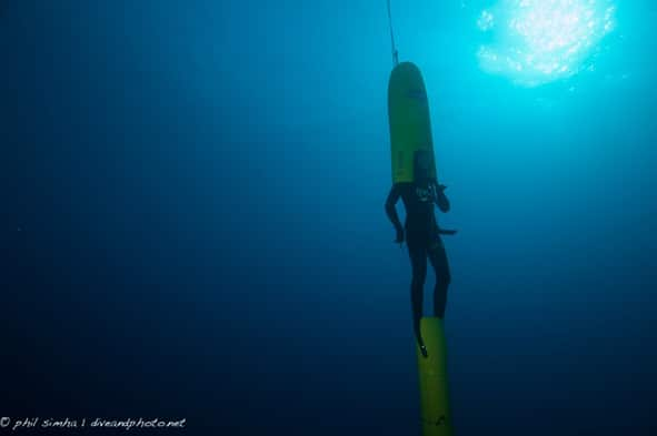 Herbert Nitsch to attempt to become Worlds Deepest Man 4