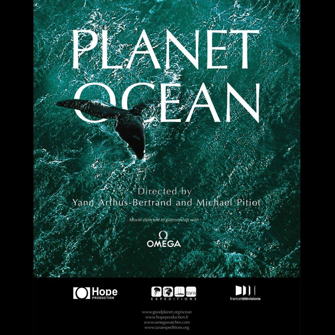Planet Ocean film premiere at the Rio+20 Summit 2