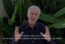 James Cameron about Umberto Pelizzari