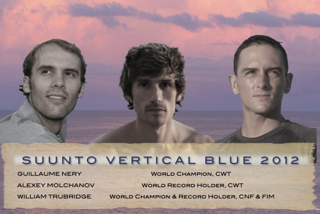 Suunto Vertical Blue 2012 announced for November 3
