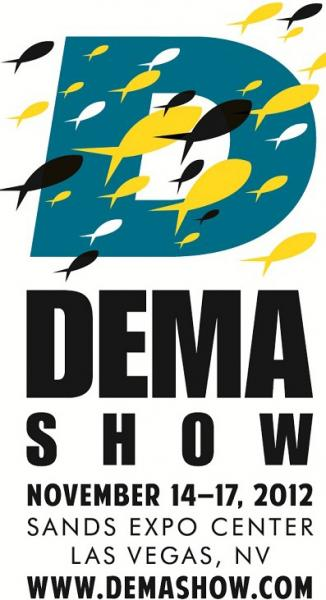DeeperBlue.com at DEMA Show 2012 1