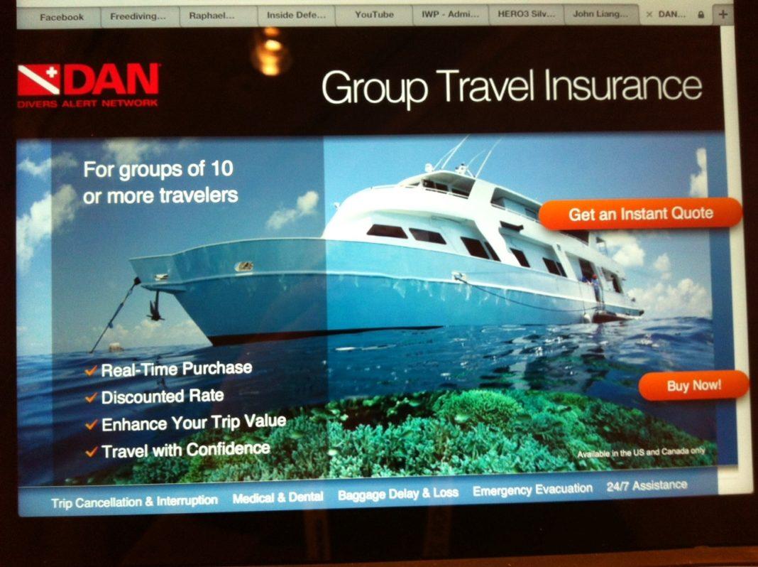 DEMA Show 2012: DAN Unveils New Group Travel Insurance Product 3