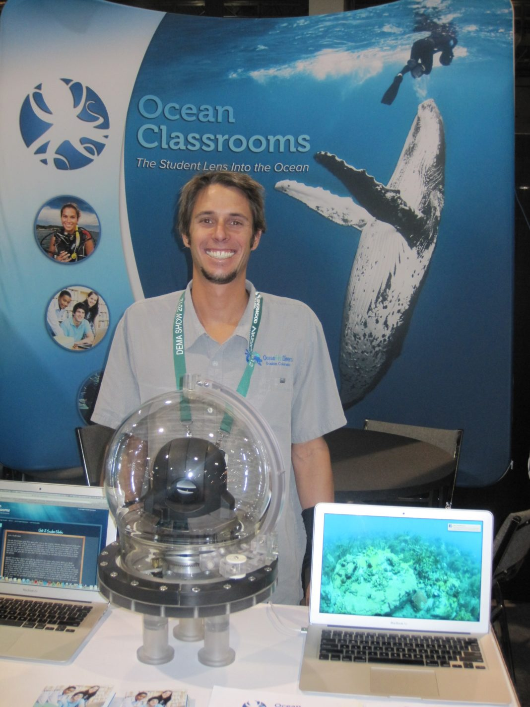 DEMA Show 2012: A New Lens to the Underwater World 3