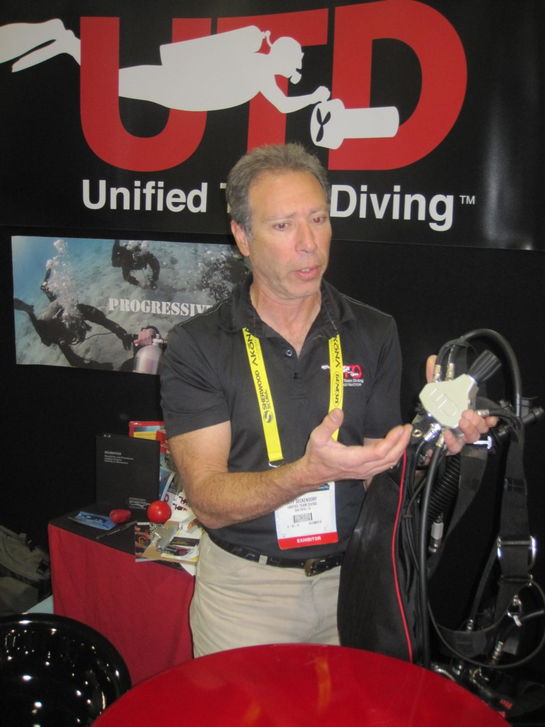 DEMA Show 2012: Unified Team Diving and the Extreme Scuba Makeover 3