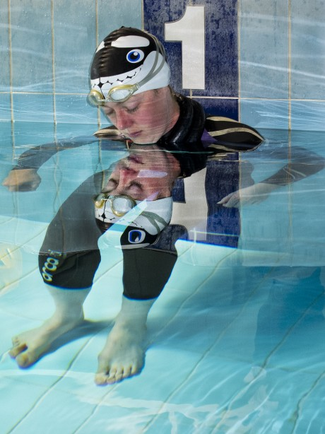 Achingly Close: Freediving World Record Eludes Kathryn Nevatt 3