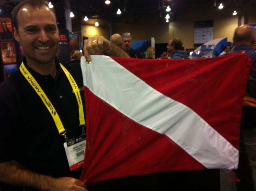 DEMA Show 2012: Flag Bag Unveiled At DEMA 2012 2