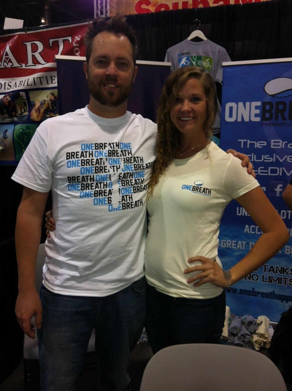 DEMA Show 2012: New Freediving Shirts Unveiled At DEMA 2012 3