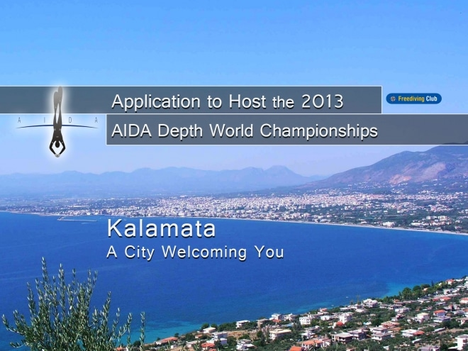 Pre-Registration Deadline for 2013 AIDA Depth World Championships approaching 2