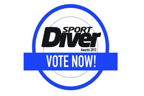 Sport Diver UK announce 2013 Award Winners 2