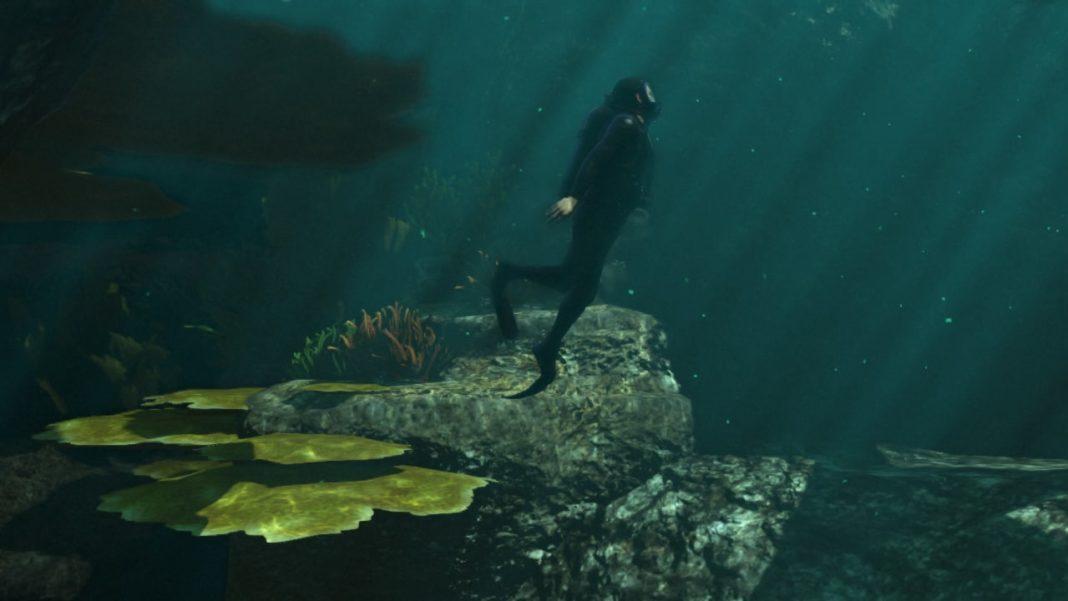 Upcoming Grand Theft Auto V Game reveals Scuba Diving 1