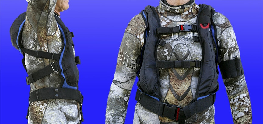 Freedivers Recovery Vest Mk2