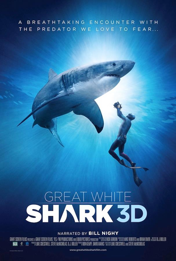 IMAX Goes Freediving with Winram, Buyle and Great Whites 3