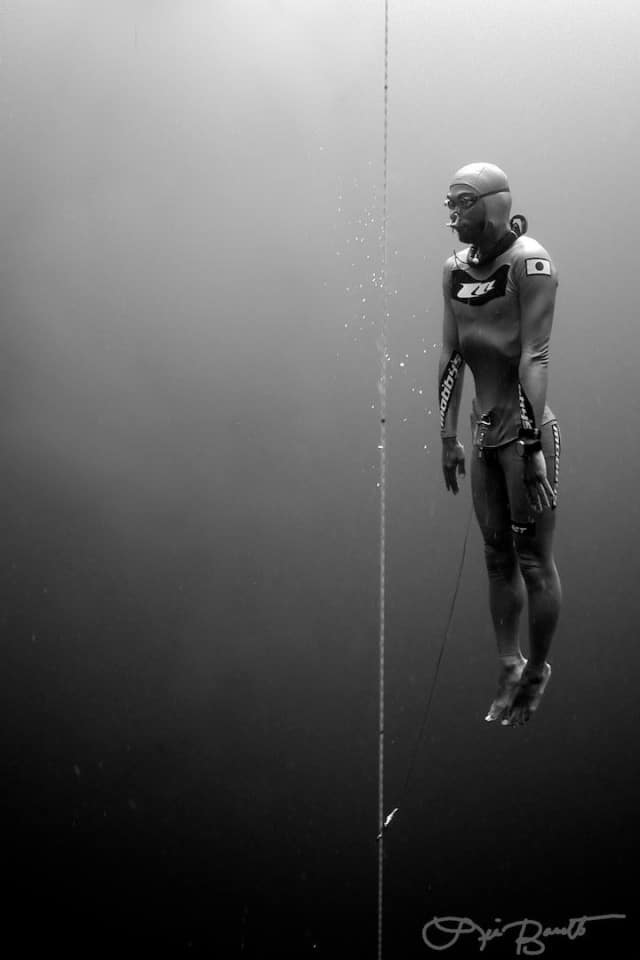 Freediving Records Set on Day One of Carib Cup 2013 4