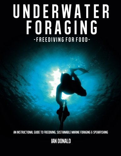 New Book Released on Freediving for Food