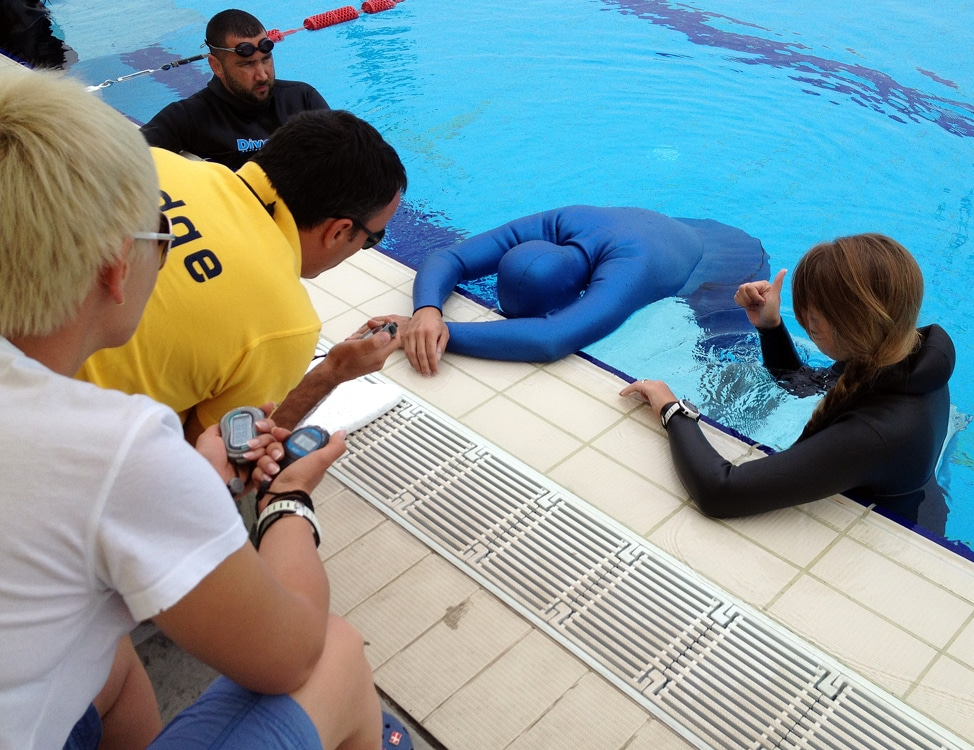 AIDA Pool Freediving World Championships 2013 - The Topside Gallery 30