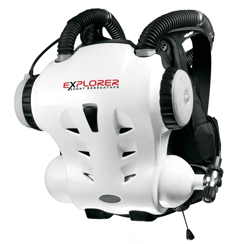 Hollis To Launch Explorer Sport Rebreather In August 1