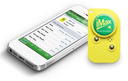 Maxtec Introduces New Wireless Dive Data Logger 1