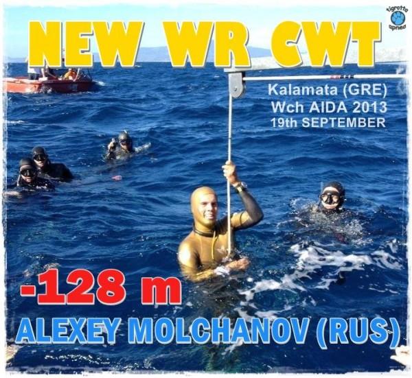 Alexey Molchanov Triumphantly Ascends with a World Record in Kalamata 3