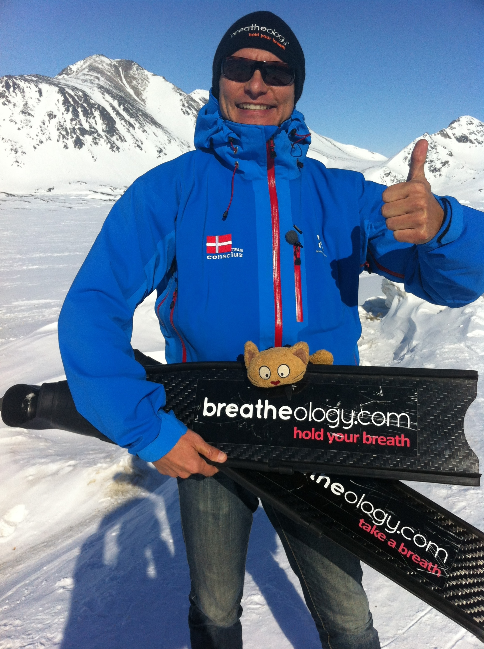 Exclusive Interview With New Guinness Record Holder Stig Severinsen