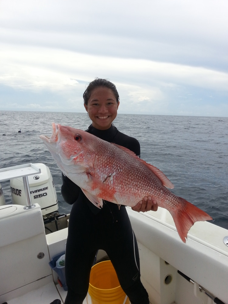 New Spearfishing World Record Set By 17 Year Old